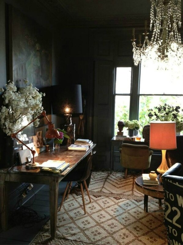 Abigail-Ahern-home-office-studio-rugs