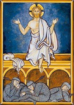 16- La Résurrection de Jésus