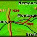 Canal d'orléan