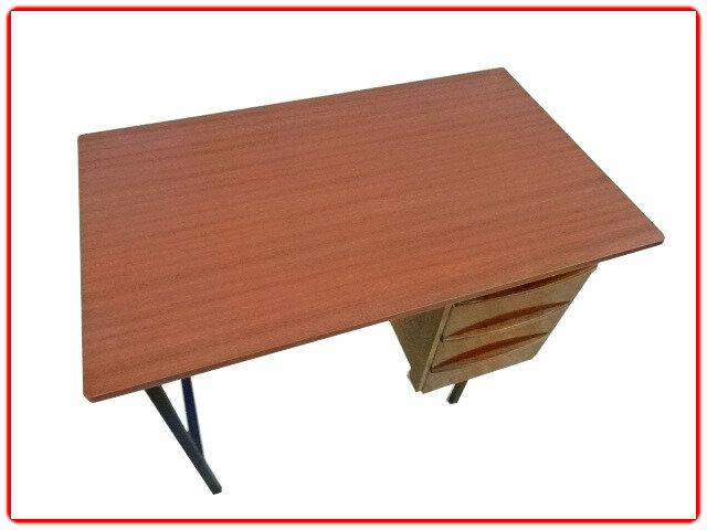 Bureau moderniste vintage formica meubles déco vintage