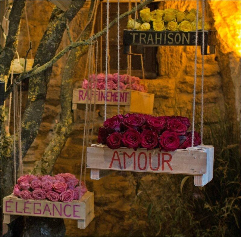 Doué fête rose 170717 ym 21 cagettes Amour trahison