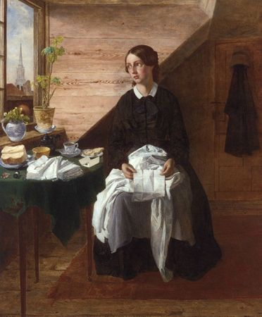 Rossiter_Charles_The_Song_Of_The_Shirt_Oil_On_Canvas-large