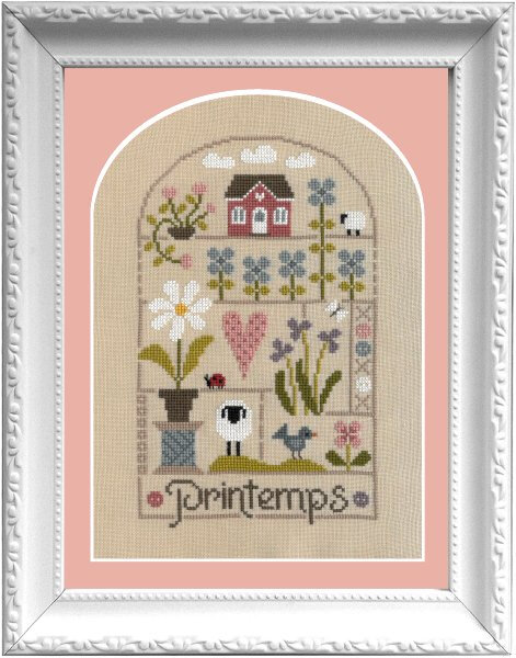 petits moments du printemps
