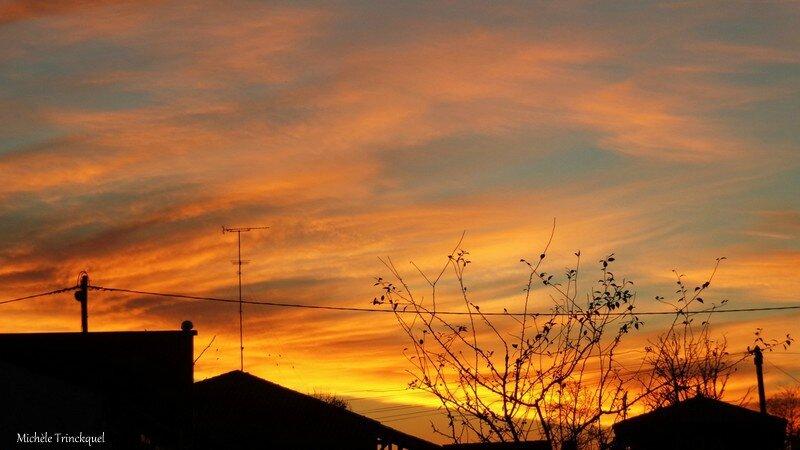 Lever soleil 0411155