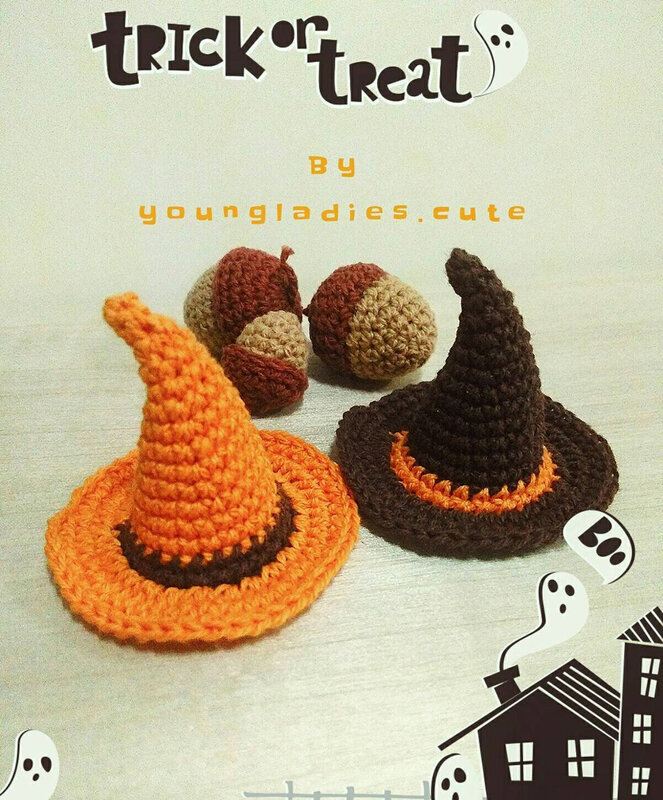 Free-Halloween-Crochet-Pattern-for-a-Witch-Hat (1)