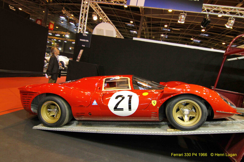 Ferrari 330 P4 #0858 (reconstr