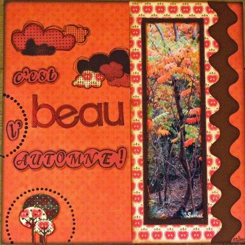 Challengeuse_Nénette128_octobre 09_thème automne_combo Marron orange rouge