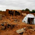 Tente Shelter-box à Kara kara
