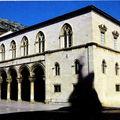 Dubrovnik -Le Palais des Recteurs (15ème siècle)