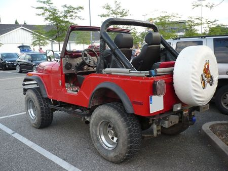 JEEP CJ-5 Renegate Offenbourg (2)