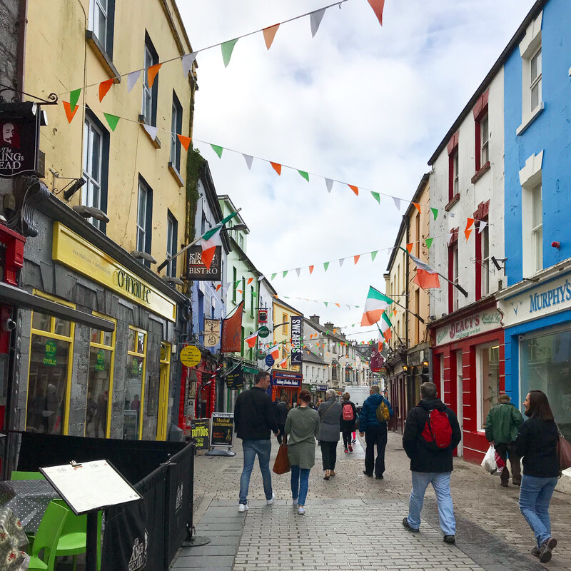 Galway ©Kid Friendly