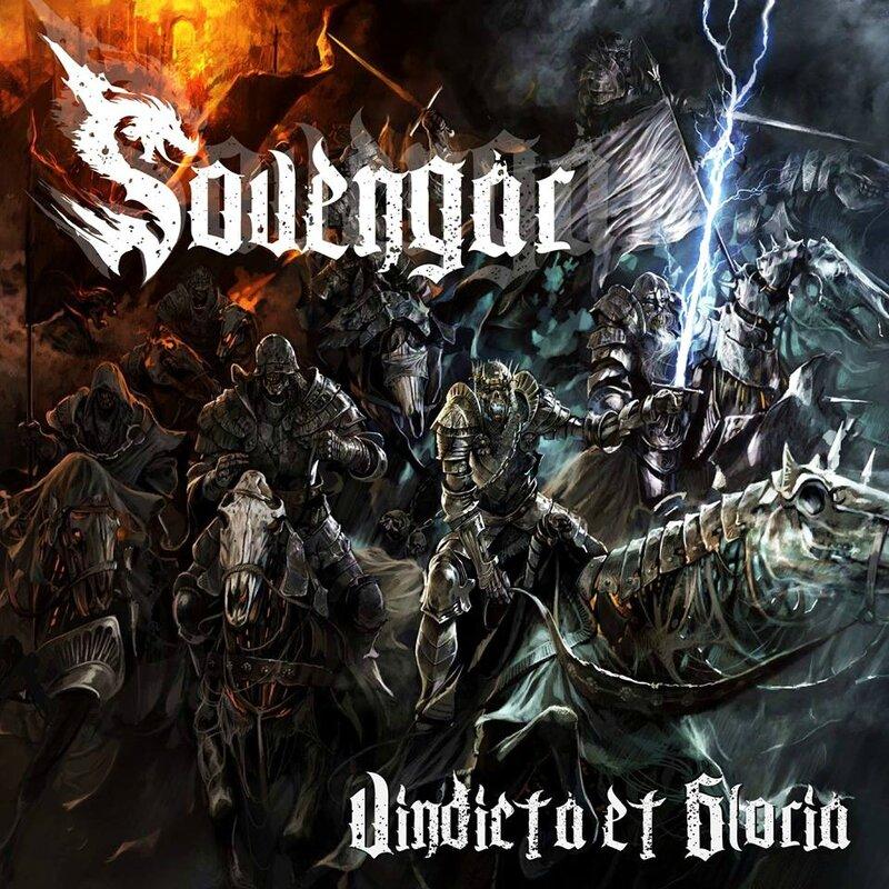 Sovengar - 2014 - Vindicta Et Gloria 1 Front
