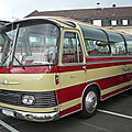 NEOPLAN NH6-7L type Hamburg 1961 Speyer (1)