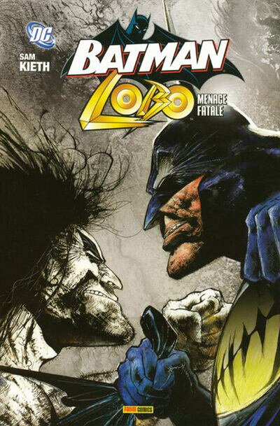 panini batman lobo menace fatale