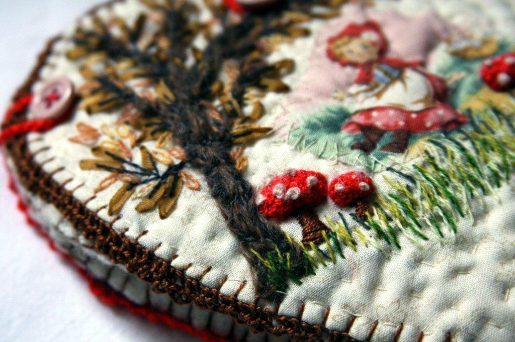 Coeur champignon