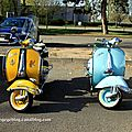 Vespa scooter (retrorencard avril 2012)