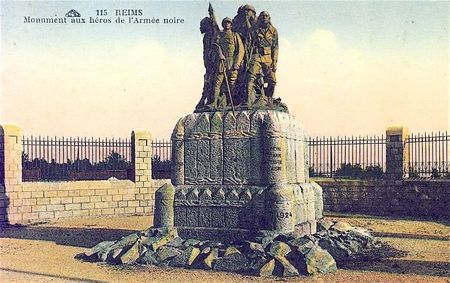 Reims monument (2)