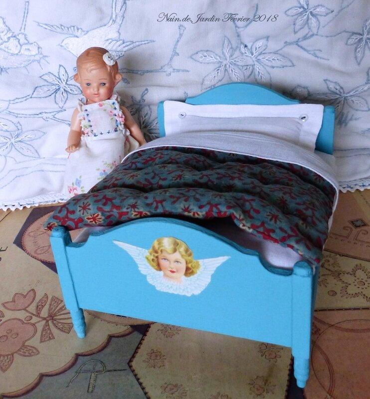 N°124 2018-02 Sophie et son petit lit (1)