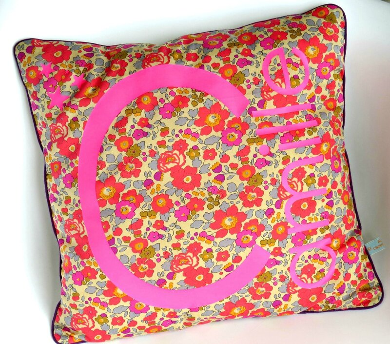 coussin Camille