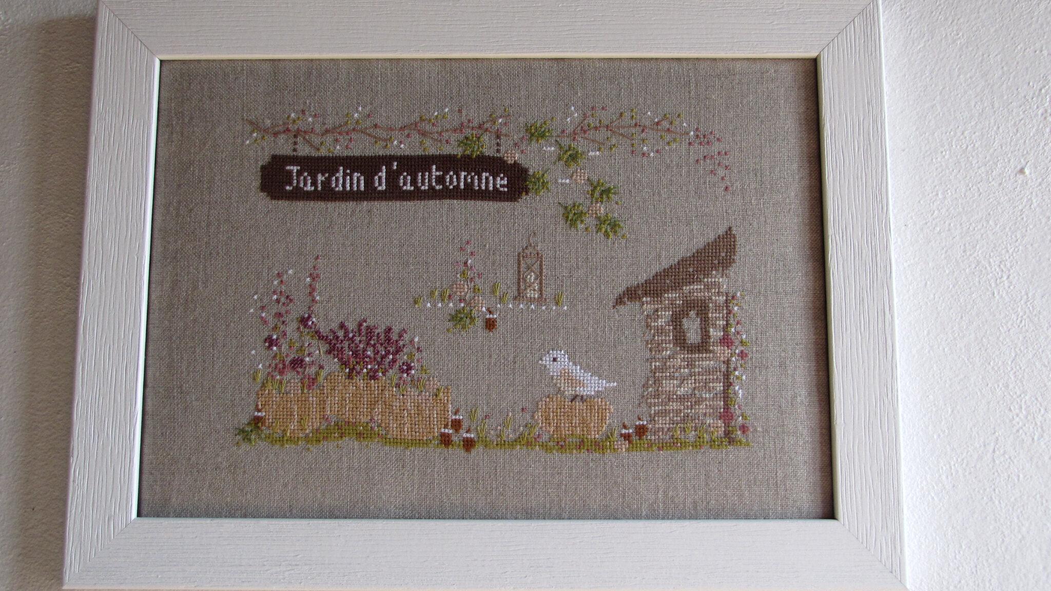 Jardin d'automne - Jennifer Lentini