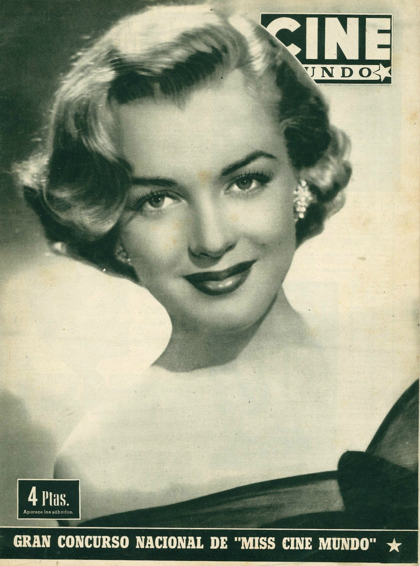 Cine Mundo (Esp) 1952
