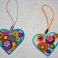 bijoux de portable en plastique dingue ....