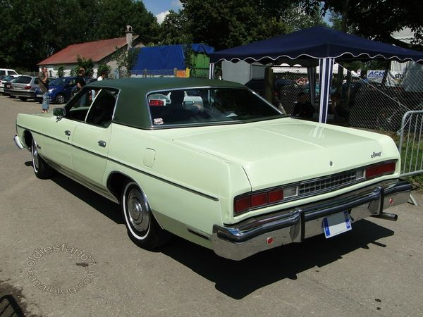 mercury monterey custom 4door sedan 1973 4