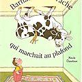 A Plestin-Les Grèves (22)avec Barnabé et la vache qui....