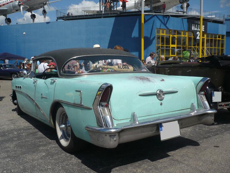 BUICK Special Riviera 4door hardtop 1956 Sinsheim (2)
