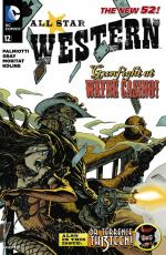 new 52 all star western 12