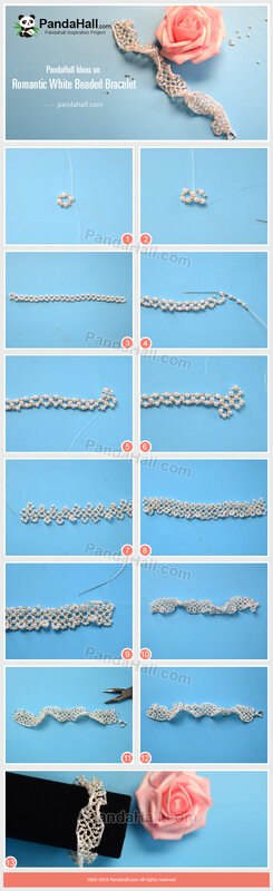 3PandaHall-Ideas-on-Romantic-White-Beaded-Bracelet