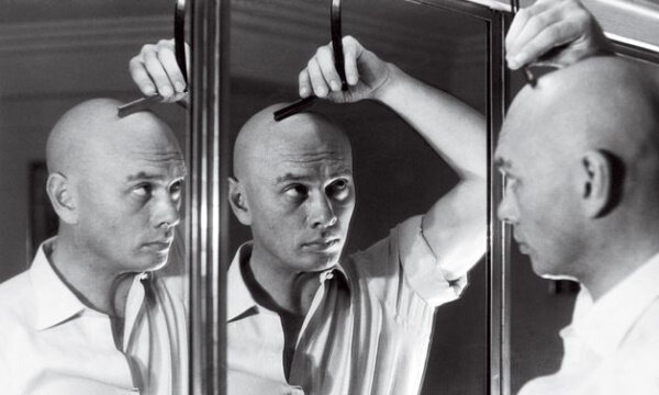 Flashback sur … Yul Brynner … talent, élégance, séduction !