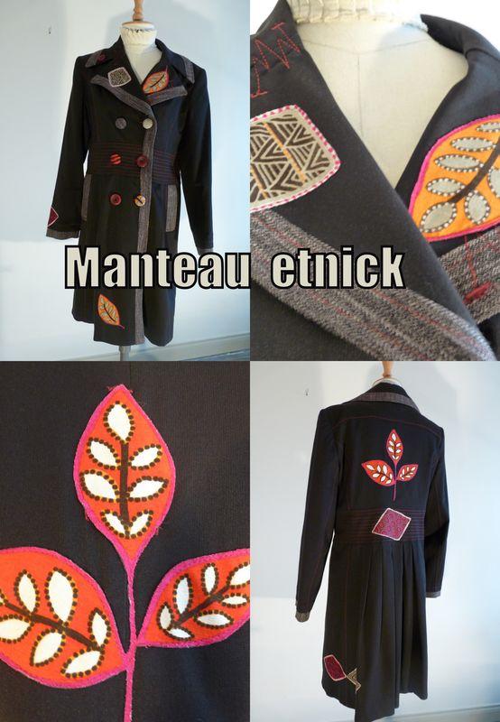 manteau etnick