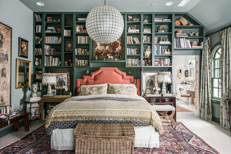 Louisa Pierce's Vintage Eclectic Nashville Home is For Sale TheNordroom (72)