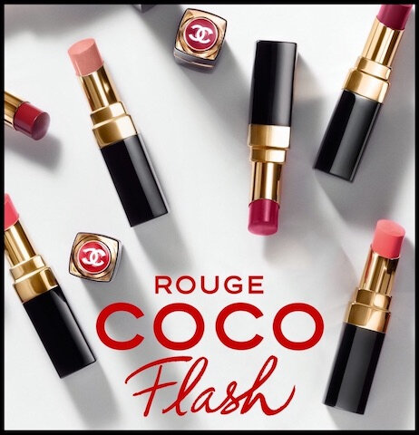 chanel rouge coco flash 1