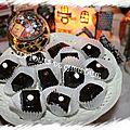 Bonbon choco-kramel à la fleur de sel de noirmoutier , thermomix