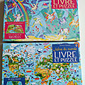 Les coffrets puzzle et livre de chez usborne