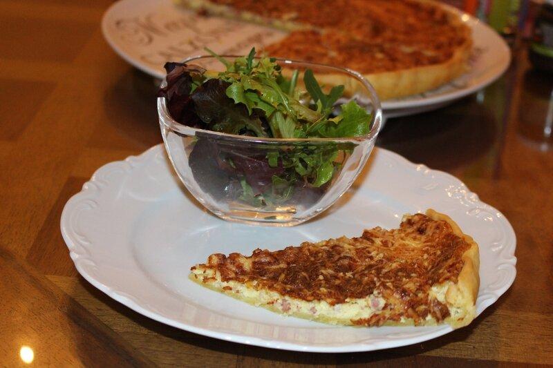 quiche lorraine curry