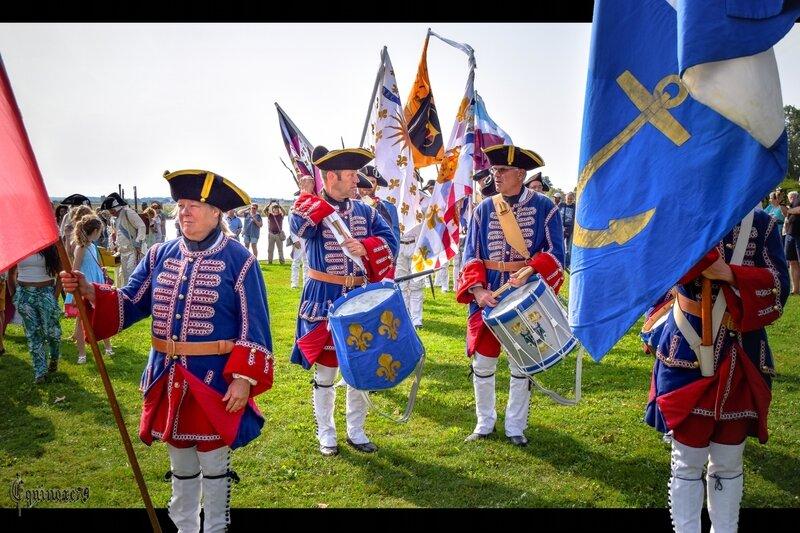 Corderie Royale Rochefort les fifres et tambours d'aunis et saintonge (5)