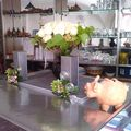 bouquet pierre yves Servaty, cochon Laurence Raguenet