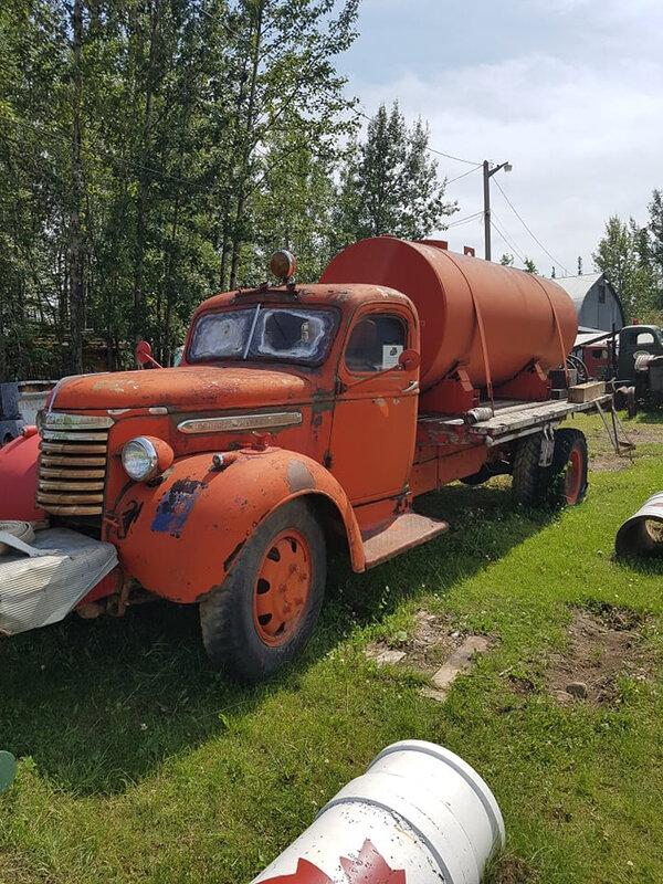2107 vieux camion