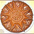 Gâteau chocolat et mascarpone d'assia