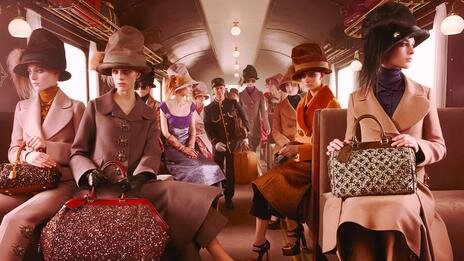 Vuitton et Downton Abbey