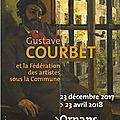 Courbet et la fédération d'artistes