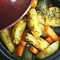 Tajine berbère aux trois légumes et 30 autres recettes de tajines comme là-bas