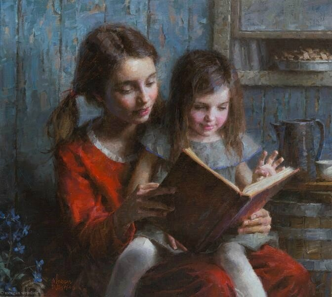 Morgan_Weistling_Sister_Stories_unframed0