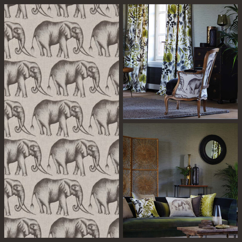 savanna style library