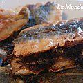 Sardines farçi à la chermoula