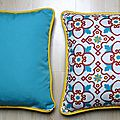 Coussin Azulejos 2