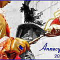 Carnaval vénitien, annecy 2014 !